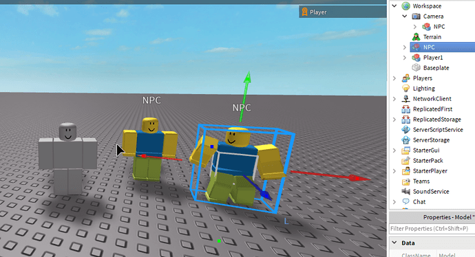 How Would I Go About Making A Character Customization Menu Scripting Support Devforum Roblox