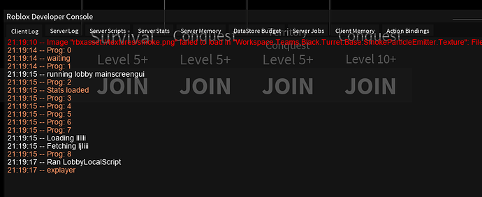Conquerors 3 Roblox Hack Script Startergui S Contents Are Not Always Passed To My Players Engine Bugs Roblox Developer Forum