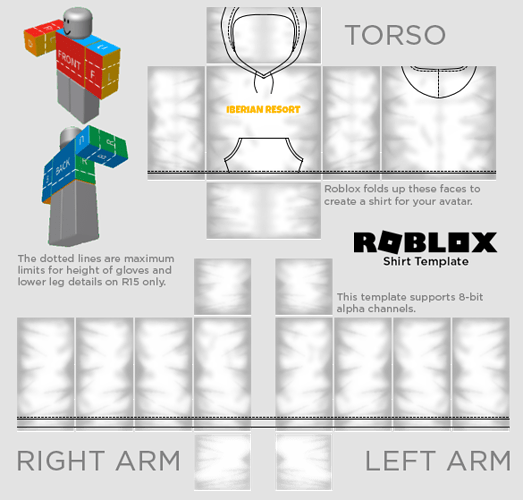 Roblox T Shirt Template Roblox Roblox Shirt Shirt Template Roblox Shirt Won T Upload Upload Failed Did You Use The Template Art Design Support Roblox Developer Forum
