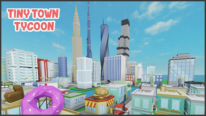 Town Tycoon Games
