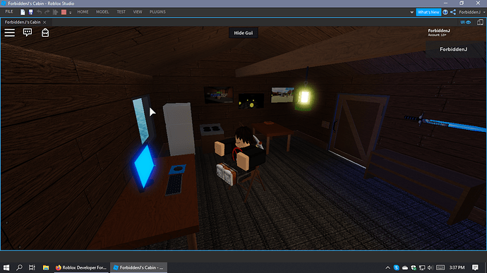 Proper Full Screen Play Solo In Roblox Studio Studio Features