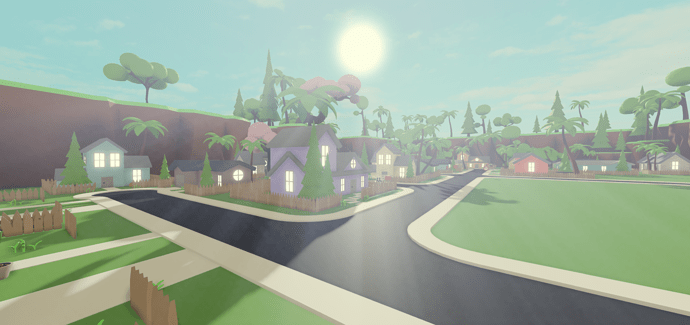 Question Is It Possible To Create Low Poly Builds In Studio Building Support Roblox Developer Forum Feedback On Low Poly Town Building Support Roblox Developer Forum