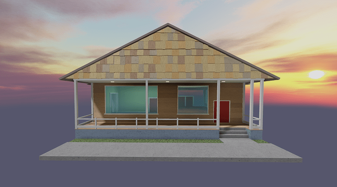 Ruski S Tutorial 2 How To Design A Simple House Community