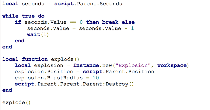 Roblox Script Instance Scripts Won T Execute Correctly Scripting Support Roblox