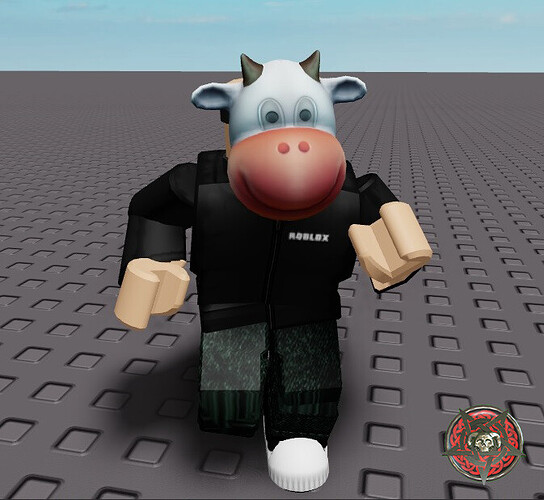 CowMask In-game