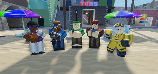 Roblox Arsenal All Melee