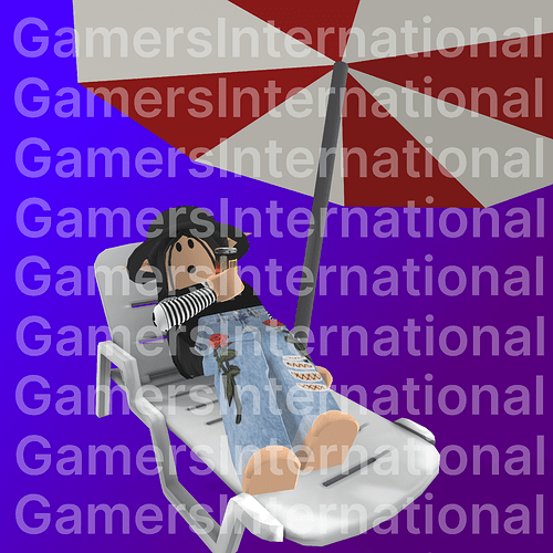 woman on beach drinking bloxy cola edited watermarked