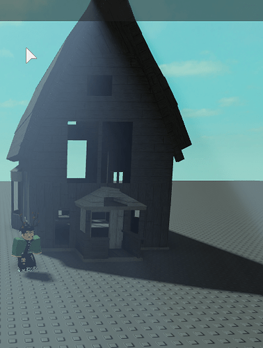 house done 3