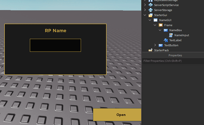 Using Remotefunctions To Let A Player Type Their Nametag