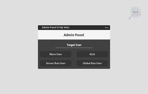 Open Source Admin Panel Community Resources Roblox Developer Forum