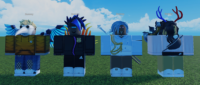 Roblox Character Creator Plugin Character Generator Generate Completely Random Characters For Your Game Community Resources Roblox Developer Forum