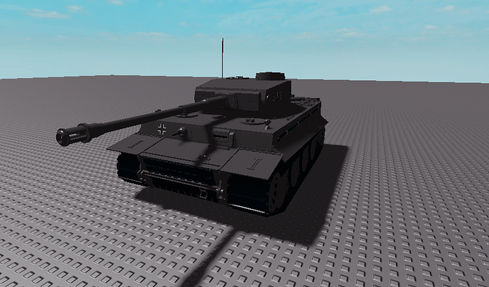 How Do I Make Working Tank Track And Drive Building Support Roblox Developer Forum How Can I Improve My Tank Build Building Support Roblox Developer Forum
