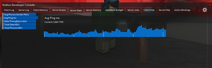 Sometimes servers run smooth, sometimes they're laggy