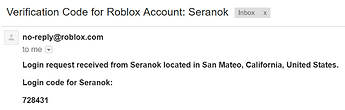 Roblox Has A Severely Flawed 2 Factor Authentication System