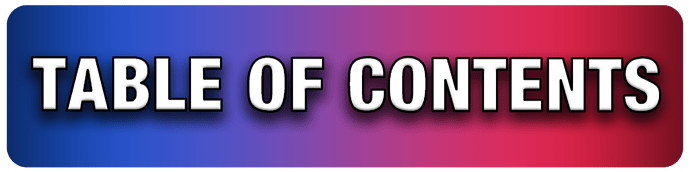 Table of Contents Header