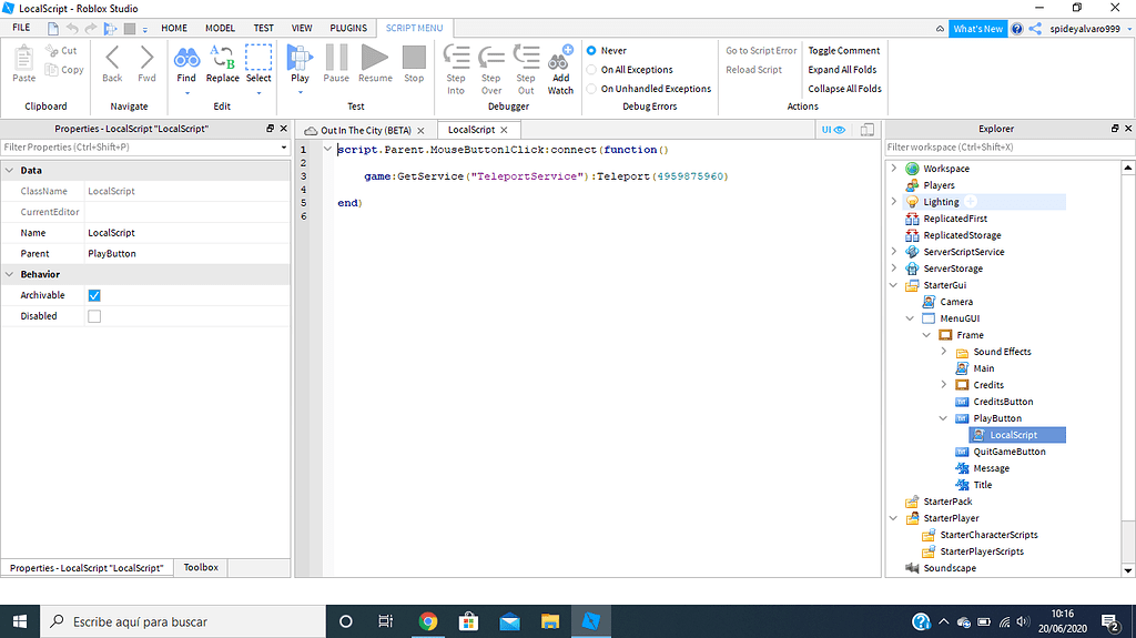 Why Are This Teleports So Slow Scripting Support Roblox