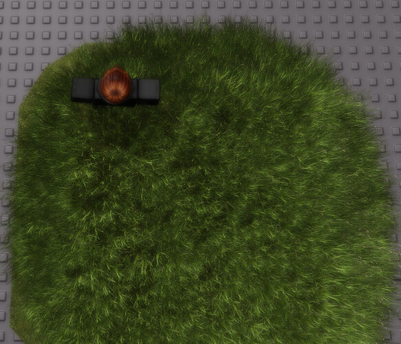 Grass post for forum9