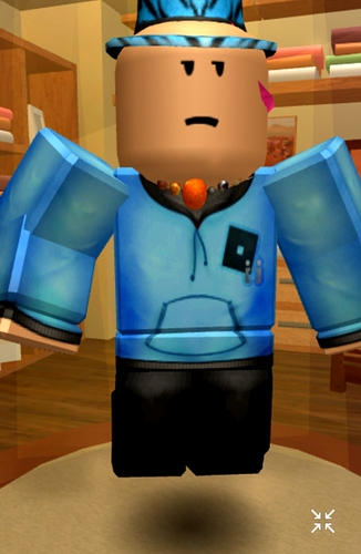 Roblox Head Giant After Equipping Rthro Head Mobile Bugs