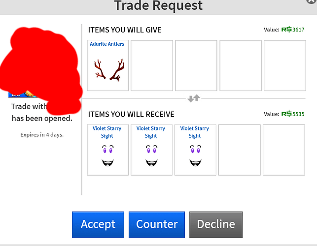 Rollback Option For Trade Website Features Roblox Developer Forum