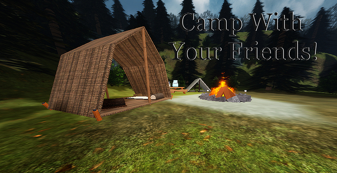Camp Pineview Roleplay! - Roblox Studio 8_15_2020 3_14_44 AM (2)