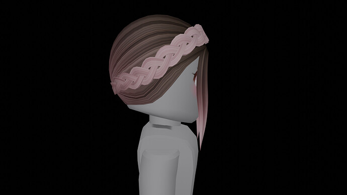 ugc braid around head 3