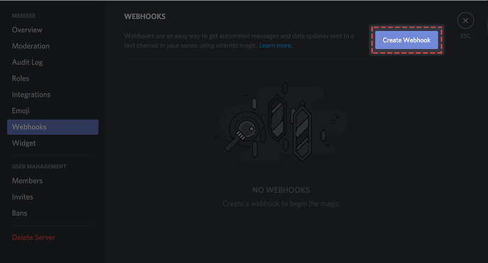Discord Webhooks Integrating Roblox With Discord Community