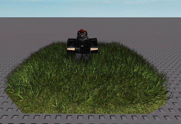 Grass post for forum3