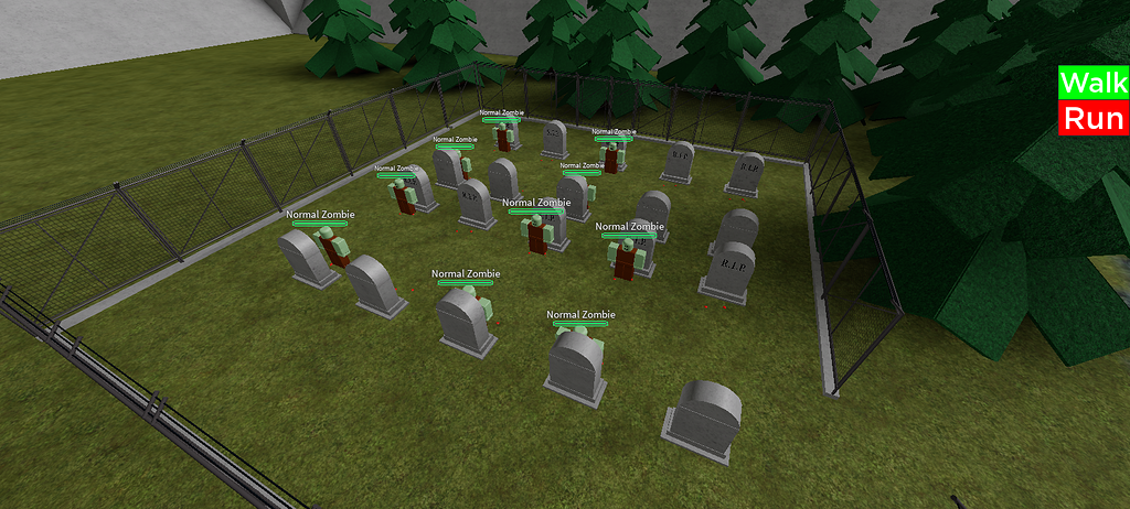 Zombie Spawner Roblox Id Roblox Generator Game Zombie Spawner Only Spawning At One Place Why Scripting Support Roblox Developer Forum