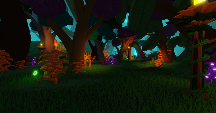 Enchanted Forest of Gria