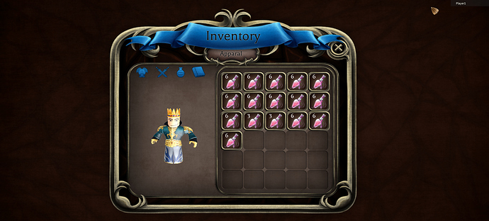 Advice On Creating A Clean Inventory System With The Following