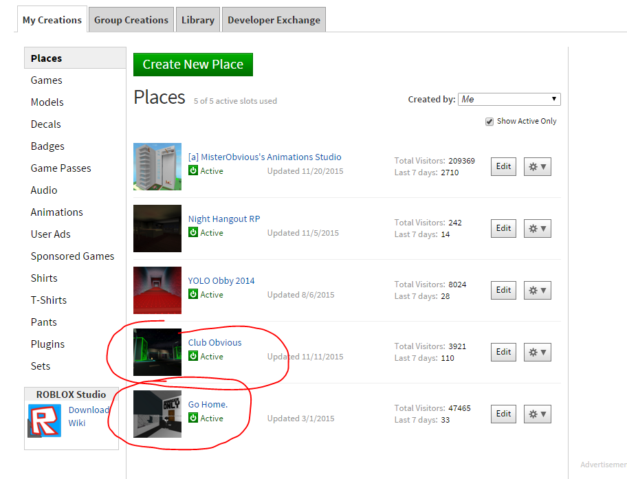 Disregard Solved Missing Places In Creations Games Website