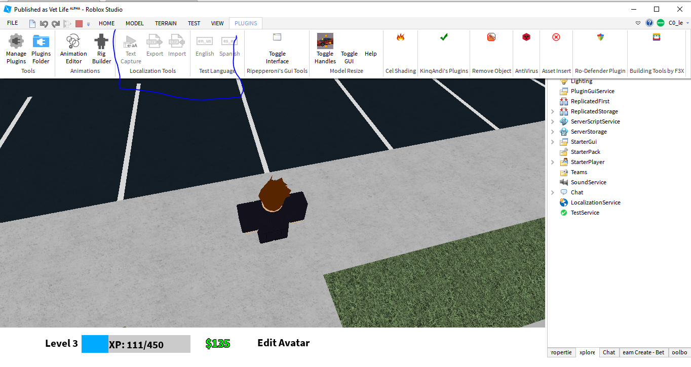 Localization Services Not Working Scripting Support Roblox