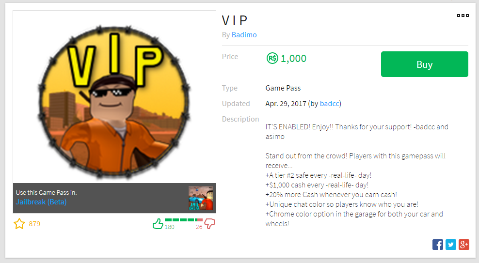 Make Badge And Gamepass Images Bigger Website Features - how to make a roblox gamepass