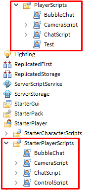 Script deleting itself from StarterPlayerScripts causes character