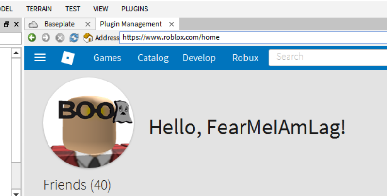 Problems With New Studio Layout Studio Features Roblox Developer
