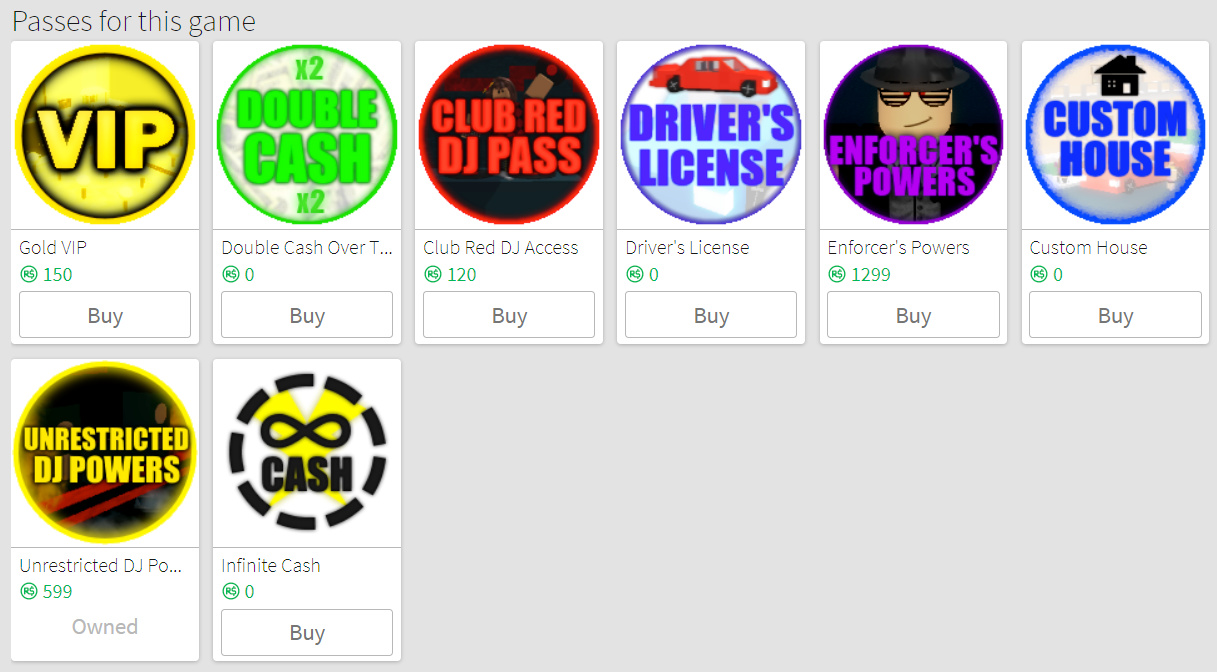 Resolved Off Sale Gamepasses Are Being Displayed In The - how to make a roblox gamepass