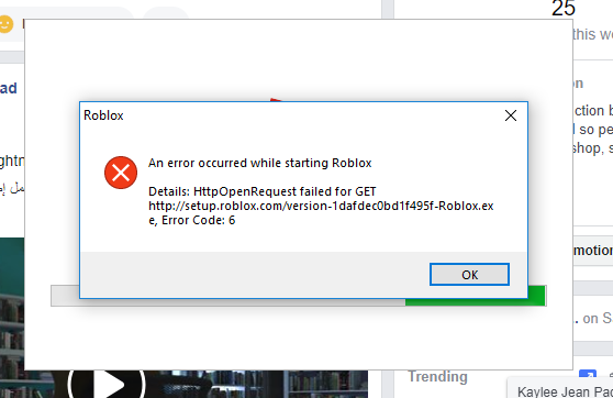 Getting The Latest Roblox Infinite Loop Cant Even Uninstall