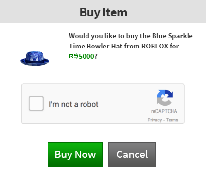 How To Buy Limited For One Robux - Implement A Captcha When Buying Limited Items Website