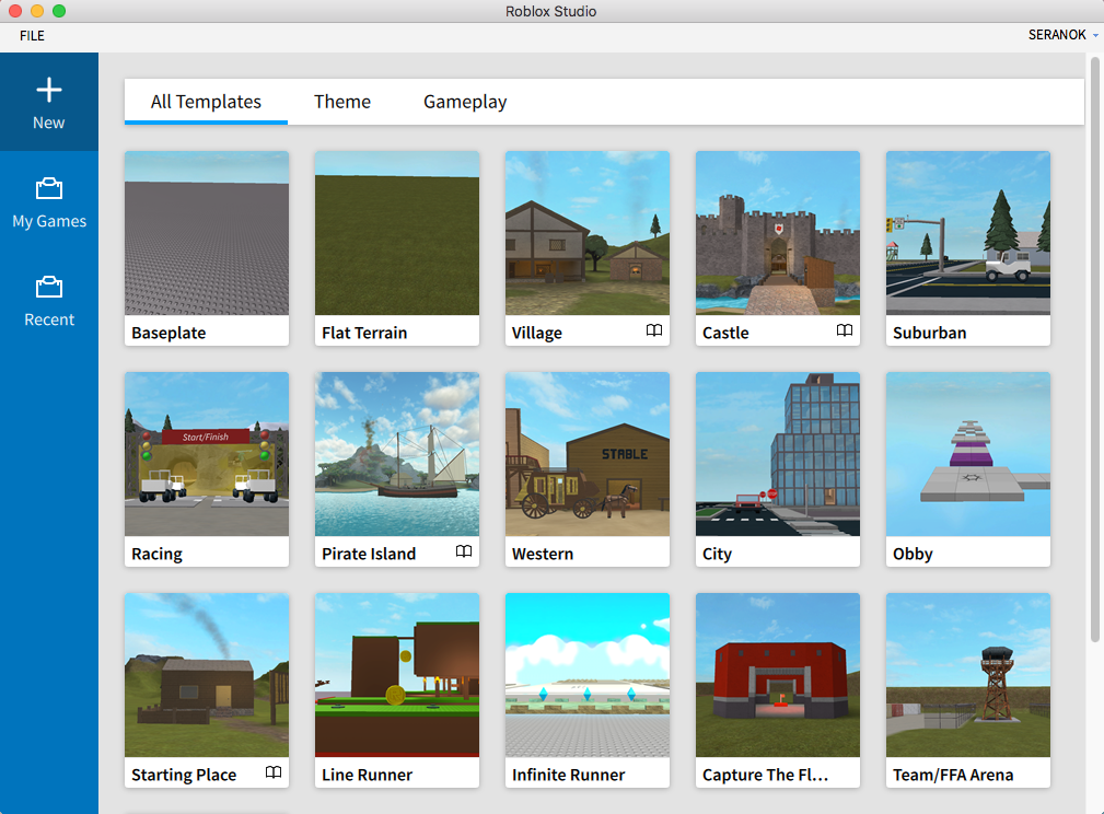 Updated Studio Start Screen Announcements Roblox Developer Forum