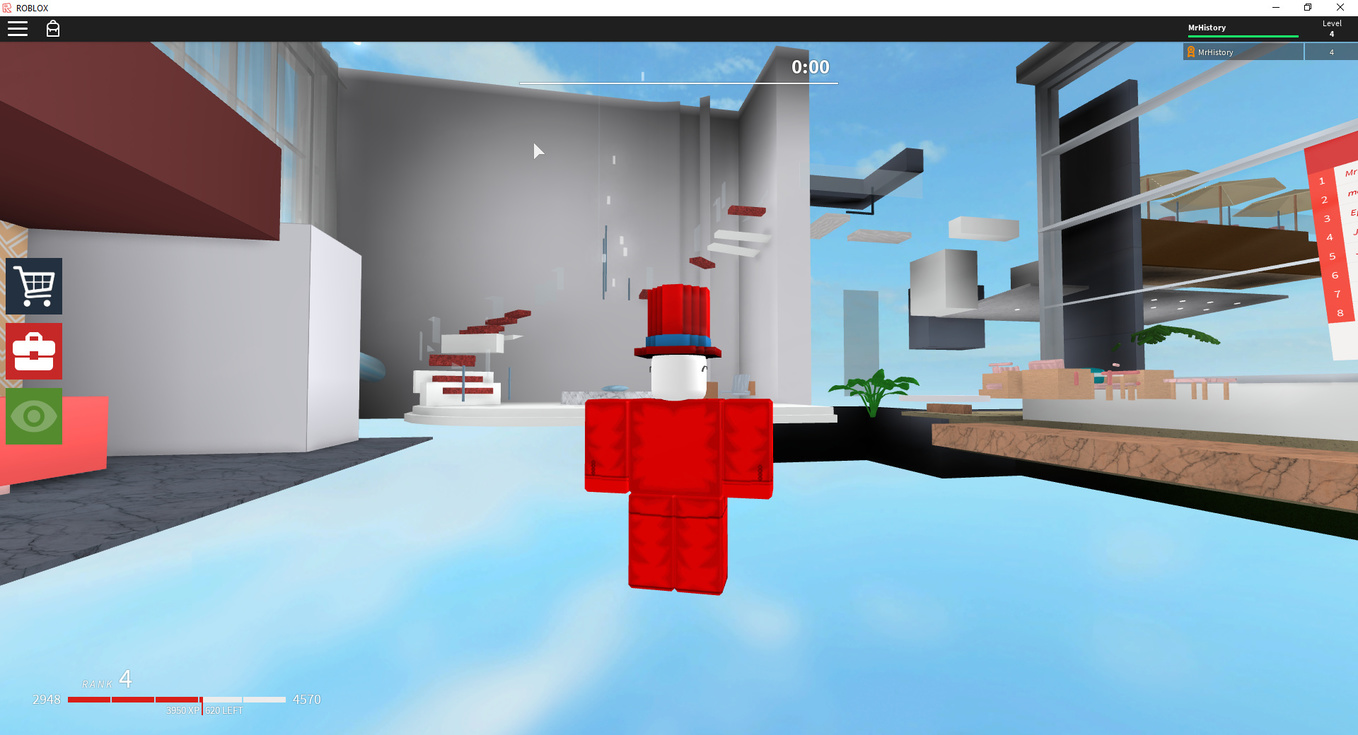 My lobby isn't rendering on my client - Engine Bugs - Roblox