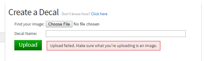 Unable To Upload Some Images To Roblox Without Failing Or Mangled Results Website Bugs Roblox Developer Forum