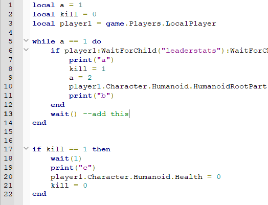 Checkpoint System Based On Leaderstats Scripting Support