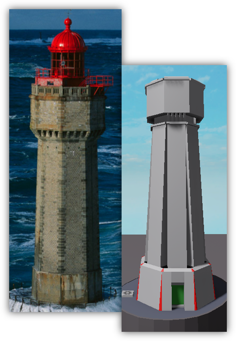 Feedback on a lighthouse? - Building Support - Roblox