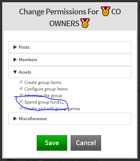Introducing Configure Group Announcements Roblox Developer Forum
