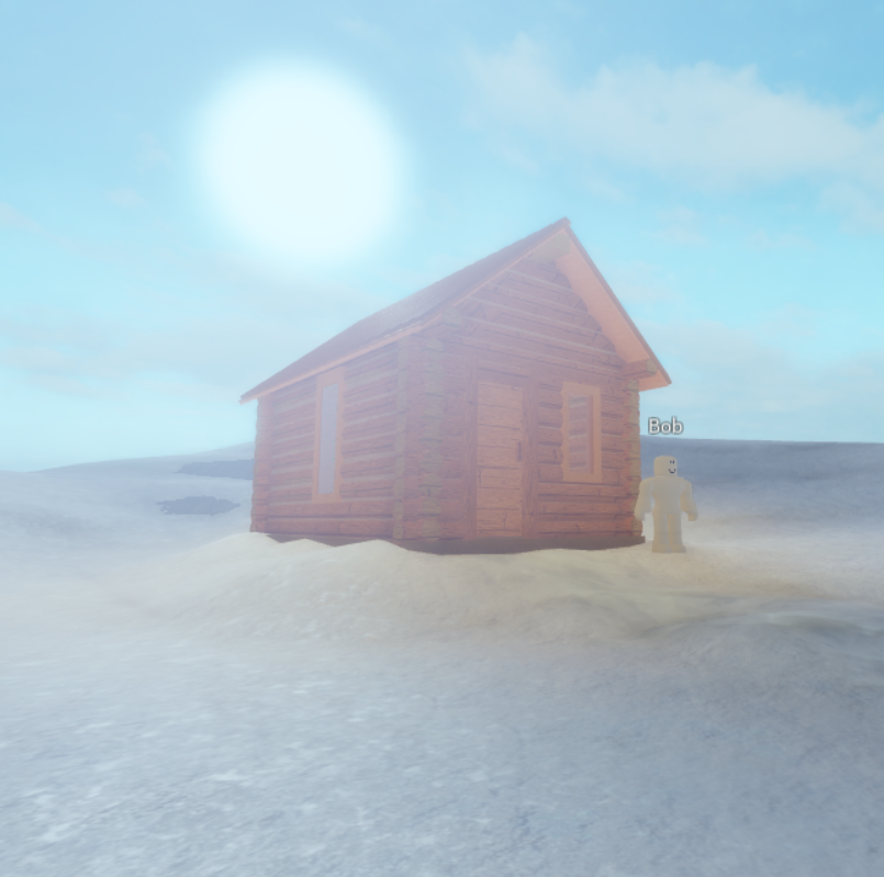 Selling a small old cabin SOLD - Public Asset Marketplace