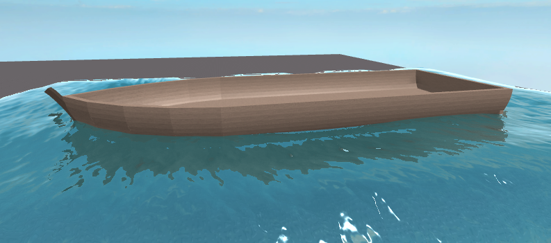 Is There A Way To Make Models More Buoyant Building Support