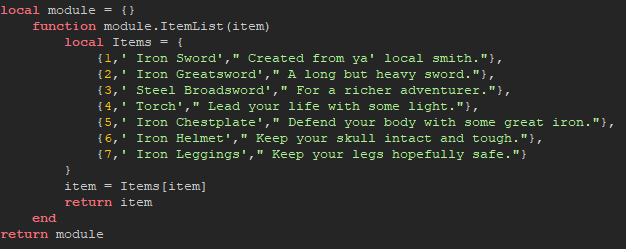 Inventory System With Datastore Scripting Support Roblox