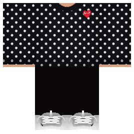 CDG Outfit