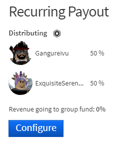 Group Recurring Payout Not Splitting Correctly Website Bugs