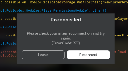 Roblox Scripts Down Exploit Able To Shutdown Server Immediately Upon Connecting Without A Character Engine Bugs Roblox Developer Forum